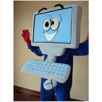 Costum Made animal professionals - EPE PROFESSIONAL LAPTOP COMPUTER MASCOT COSTUMES Halloween Party Fancy Dress