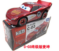 Car automobile trailers - TOMY authentic cars Cars alloy car model automobile vehicles autos cars2 trailer cars game