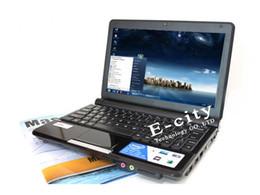 Wholesale 10 inch S30 Laptop PC Computer Intel Atom D425 GHz Win7 OS Laptops