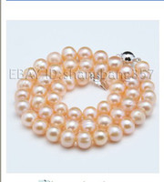 Mexican best buy beautiful - best buy beautiful mm natural pink fresh water akoya pearls necklace