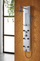aluminium shower panel - High quality Aluminium Alloy shower panel V