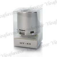Wholesale Hotsell HY K5 Mini Portable Music Speaker for PC Mobile Phone MP3 Player colors random sent