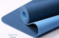 Wholesale TPE Eco Yoga mat Pilate mat Exercise mat E