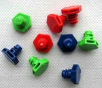 Wholesale New In Stock beyblade plastic screw for beyblade face bolt metal fution t