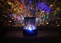 Wholesale 2012 New Sweet Love Star Sky Romantic Night Projector Light