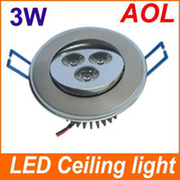 Wholesale Led Ceiling Lamp W V led LED ceiling lamp dimmable White Warm White Year warranty
