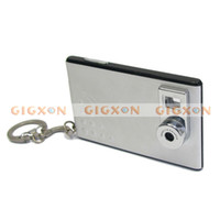 Wholesale Promotion mini usb digital baby camera with keychain