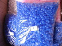 Wholesale Blue Silicone earbud tips earbud covers bag