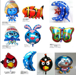 Wholesale balloons Balloon aluminum cartoon ballon party city helium Amusement Toys GIFT paty holiday