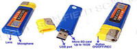Wholesale Lighter Style USB Mini DV Hidden Spy DVR Camera Camcorder SS109879