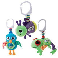 Wholesale Drop shipping Manufacturers Lamaze Musical baby toys choose any style with different colors