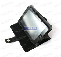 Wholesale Black Magic PU Leather Case For quot Asus eeePad Memo D Tablet Dell Streak
