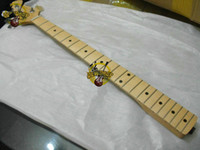 Wholesale Electronic guitar bass neck china high quality nice neck oem neck new