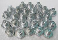 Nuevo llega, 500pcs / modelo, nuevo metal beyblade metal común base de piezas de repuesto, spinning base del juguete superior, beybla