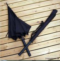 Wholesale COOL stylish samurai umbrella with umbrella in triumphal arch