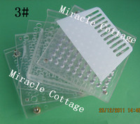 Wholesale Capsule With Tamping Tool Holes Plexiglass Mini Capsule Filling Machine Machine Manual Capsule Filler