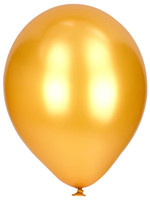 Wholesale 200 Gold Round Shape Latex Balloons Party Decoration Balloon