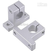 Wholesale 4Pcs SK20 mm Linear Rail Shaft Support XYZ Table CNC