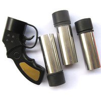 Wholesale NEW Dry Powder Fire Extinguisher Gun Cartridges Self defensive Gun Defensive Device