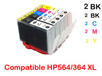 Wholesale 10 ink cartridge for HP XL B8553 B209a B8550 C309a C5324 C5390 C6300 C6375 D5468 D5445