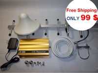 Wholesale Signal Booster Repeater amplifier GSM HMz dB free gifts