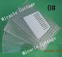 Wholesale capsule with tamping tool Holes Capsule Filling Machine Capsule Filling board Capsule Filler