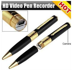 Wholesale video pen DVR Hidden pen camera video photo sound record resolution Mini DVR FPS of AVI format MJPG encoding