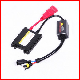 20pcs 12V 35W Black Ultra Slim AC Ballasts Replacement Digital A C Universal 4 HID Single & Bi-xenon