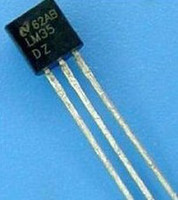 Wholesale NSC LM35D TO92 Precision Centigrade Temperature Sensors