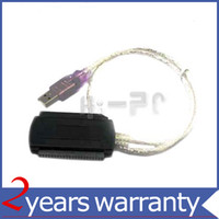 Wholesale USB to IDE SATA Hard Drive Converter Cable