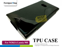 Wholesale FOR Nokia Lumia Hydra Eloko Ace Wave S Line S Line Grip TPU gel Silicone Case Cover Skin