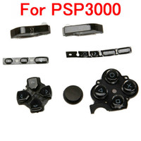 Wholesale New Button Combination For PSP3000 Black