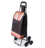 Cheap Portable shopping trolley bag portable stairs-mover