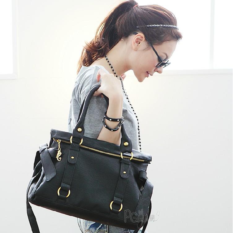 Pg Women's Retro Classic Bag Handbag Messenger Shoulder Bags Style ...
