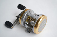 Wholesale High end Aluminum Alloy Fishing Reels Fishing line wheels Fishing tackle