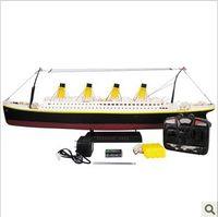 Wholesale Large Titanic remote remote controlled model ship model ship