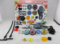 Wholesale Newest Hot Beyblade in Metal Spin Beyblade set beyblade metal fusion top toy model