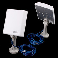 108Mbps antenna adaptor - High Power Signal King DBI Outdoor USB Wireless Adaptor Antenna Mbps