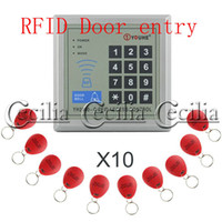 Wholesale RFID Proximity Entry Door Lock Access Control System With ID quality