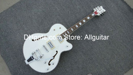 Glorious Guitar White Falcon Jazz Hollow body Chinese guitar (Limited Edition)
