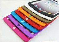 tablet jelly bean - Colors Soft Silicone jelly bean Case Cases for ipad ipad2 Tablet PC