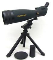 Wholesale Visionking x90 Waterproof Bak4 Spotting Scope Waterproof Fogproof Nitrogen Filled for birdwatching with tripod