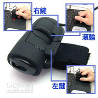 Wholesale Finger MINI Mouse USB D Optical Mice Case for PC Laptop high quality hot brand
