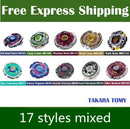 Wholesale BEYBLADE METAL BATTLE TOP FUSION RAY MASTER FIGHT STARTER SET for choice