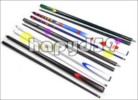 Wholesale new carbon snooker billiard cue stick cue stainless joint MM tip cue free shp