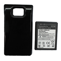 For s2 i9100 Extended Battery Back Cover EU factory outlet a...
