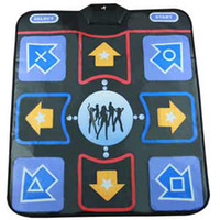 Wholesale Dance Revolution USB Non Slip Dancing Step Dance Mats Pads for PC TV AV