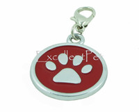 Wholesale Brand New pet dog tag charm personalized pet pendant mixed order available