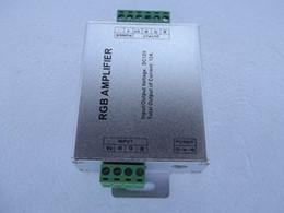 12v 144w RGB Amplifier(Aluminum version),LED Controller