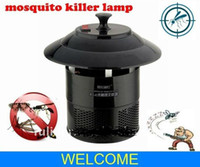 Wholesale UV light Absorption photocatalyst mosquito killer electronic mosquito killer lamp UVN lamp
